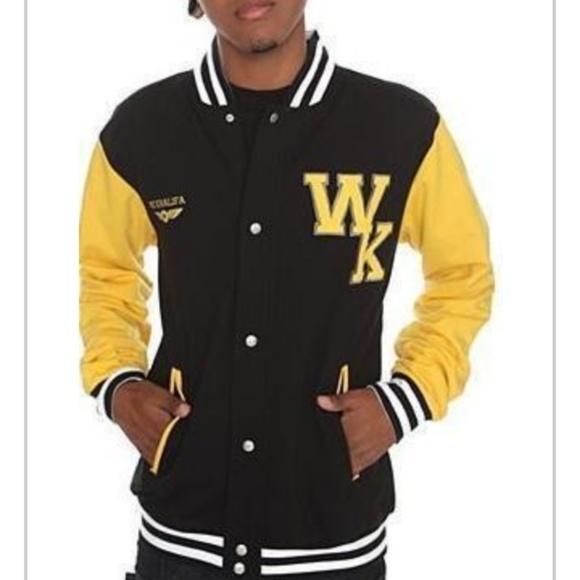 200059e5d889 Wiz Khalifa Taylor Gang Varsity Jacket - Small. M 5ba7c8a82beb79ffa293de73
